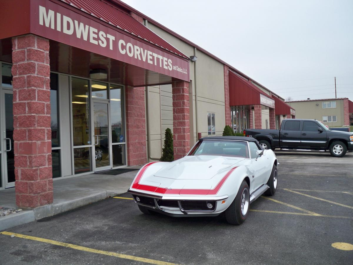 For Preservation   Midwest Corvettes and Classics
